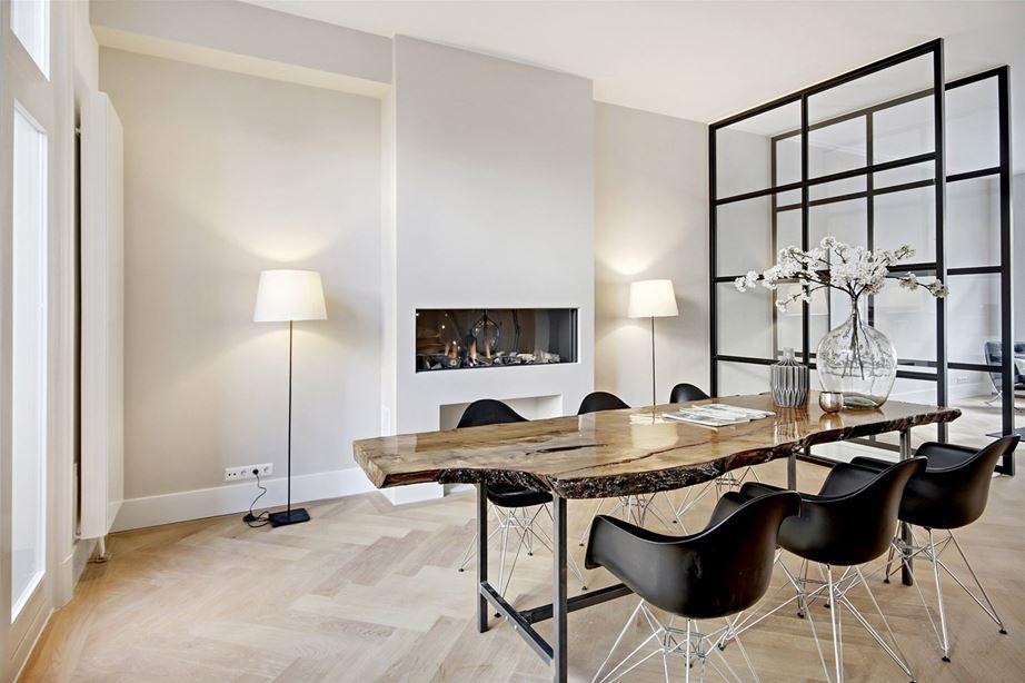 Moderne klassieke woonkamer | HOMEASE