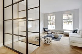 Moderne klassieke woonkamer