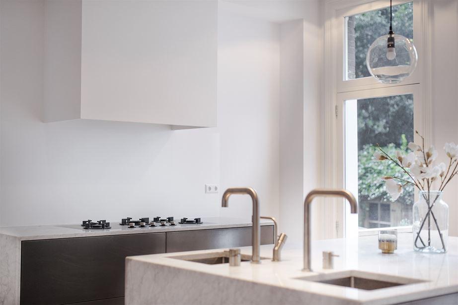 Moderne klassieke woonkamer homease - Moderne woonkamer eetkamer ...