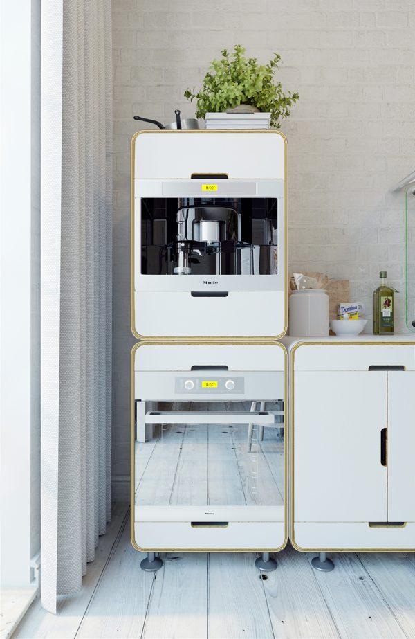 Moderne module keuken