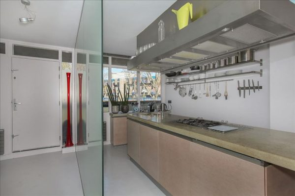 Moderne open keuken