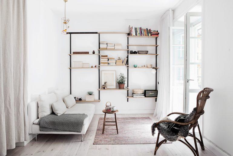 moderne woonkamer klein maar fijn