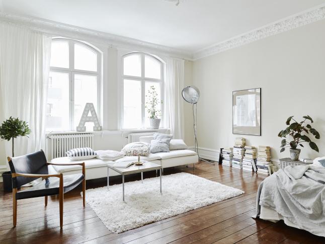 Scandinavisch Slaapkamer : Home » Binnenkijkers » Mooi Scandinavisch ...
