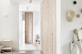 Mooie houten binnendeuren