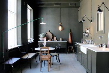 De mooie keuken van designshop Artilleriet