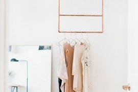 Mooie kledingrekken