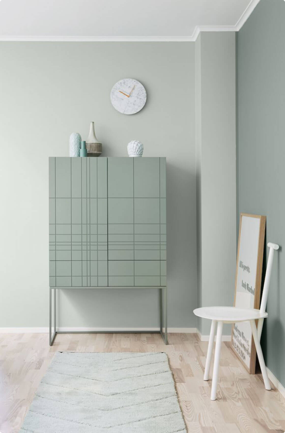 Pastel muur inspiratie homease for Inspiration design d interieur