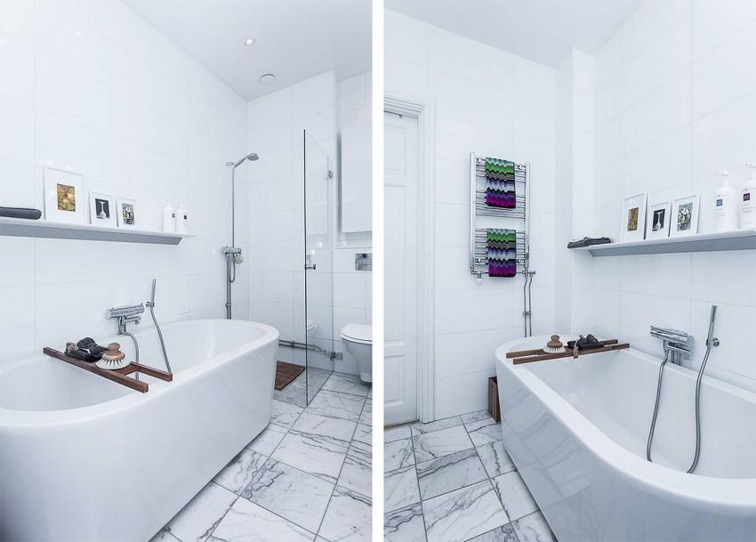 Mooie scandinavische badkamer homease - Een mooie badkamer ...