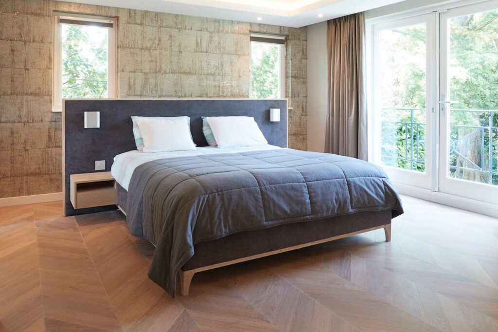 mooie senioren slaapkamer