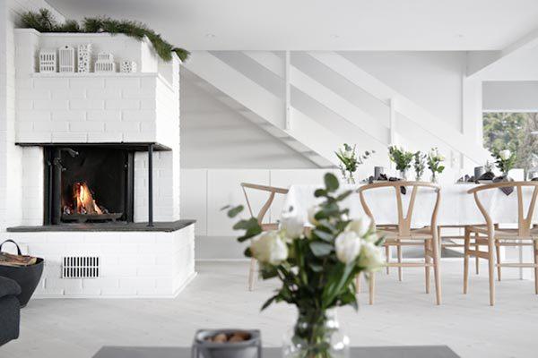 Mooie woonkamer van Nina Holst