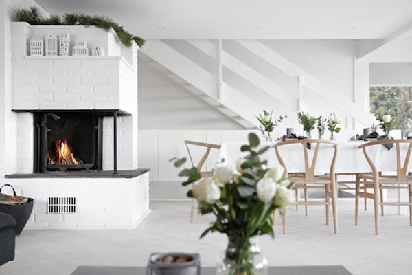 Mooie woonkamer van Nina Holst | HOMEASE