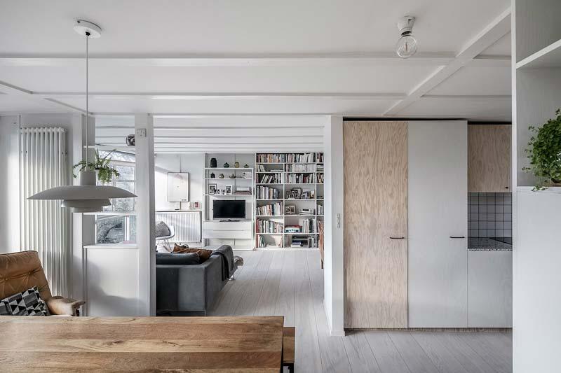 multiplex deuren keuken
