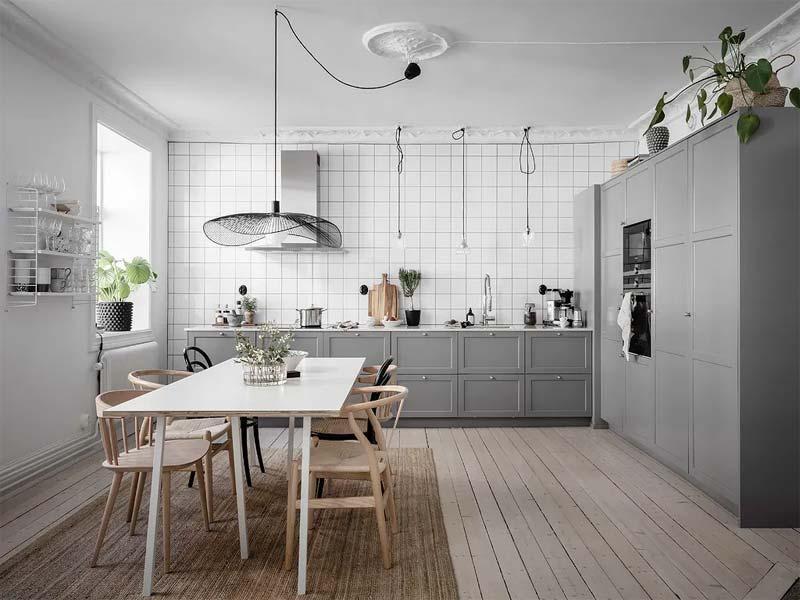 natuurlijk licht keuken