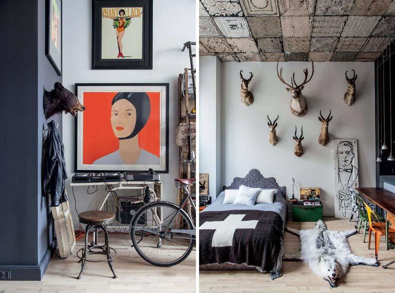 New York Loft appartement