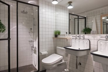 Nieuwe indeling, nieuwe badkamer!