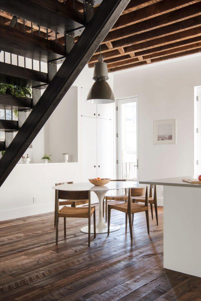 Nieuwe keuken met een karakteristiek vintage tintje