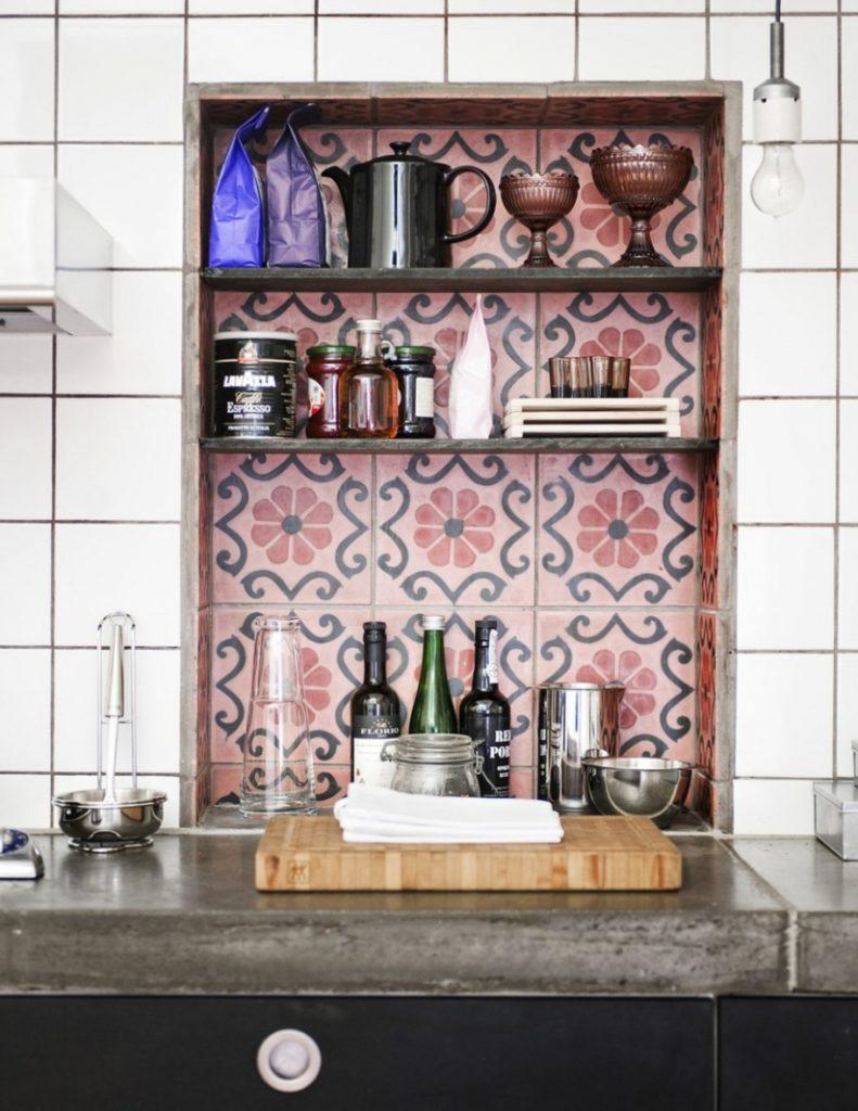 Nis in keuken