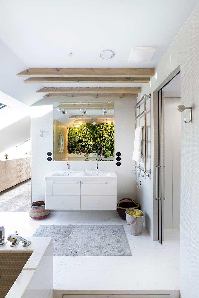 Luxe open badkamer