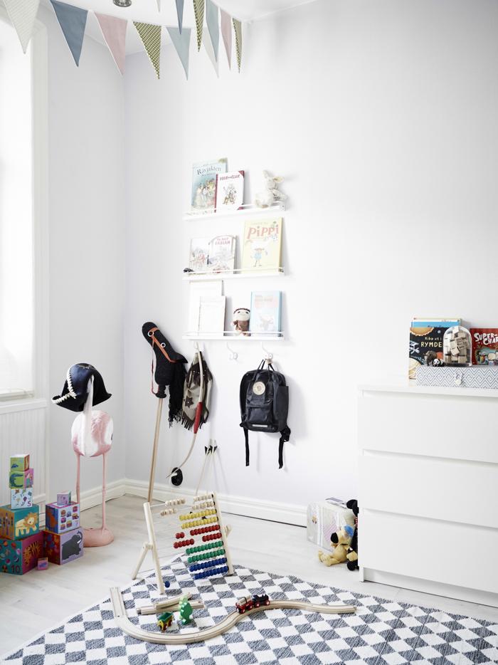 Leuke kinderkamer inrichten homease for Scandinavian childrens bedroom