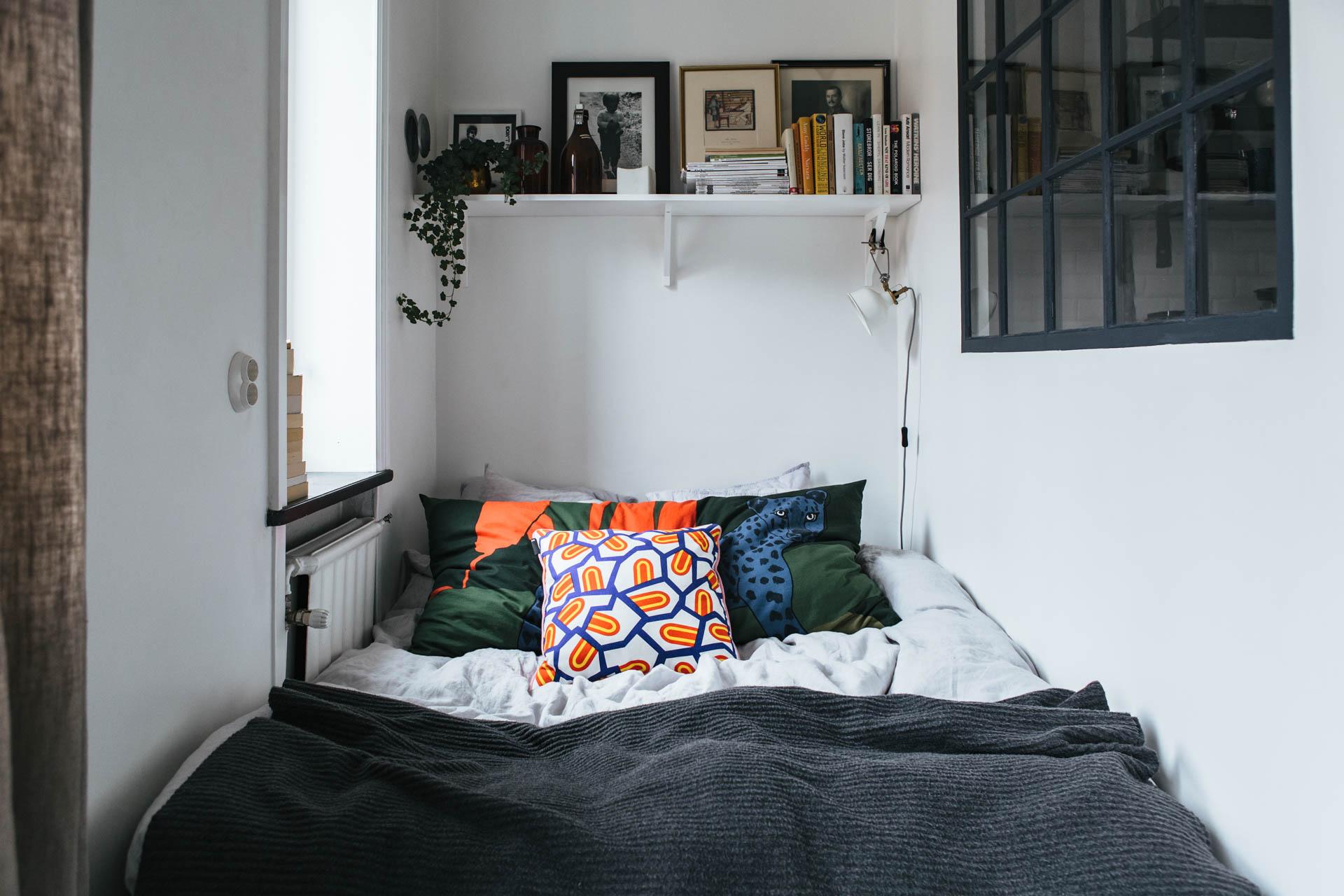 Kleine slaapkamer inspiratie homease - Slaapkamer idee ...
