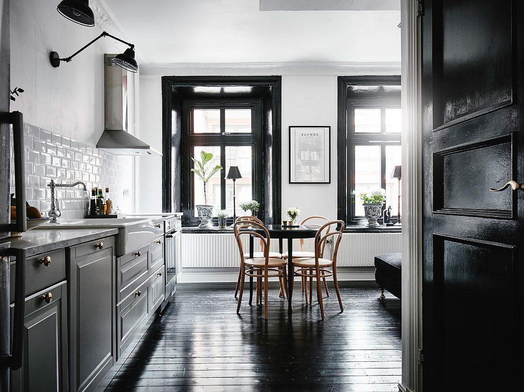 Dit kleine appartement van 39m2 is perfect afgewerkt tot in de ...