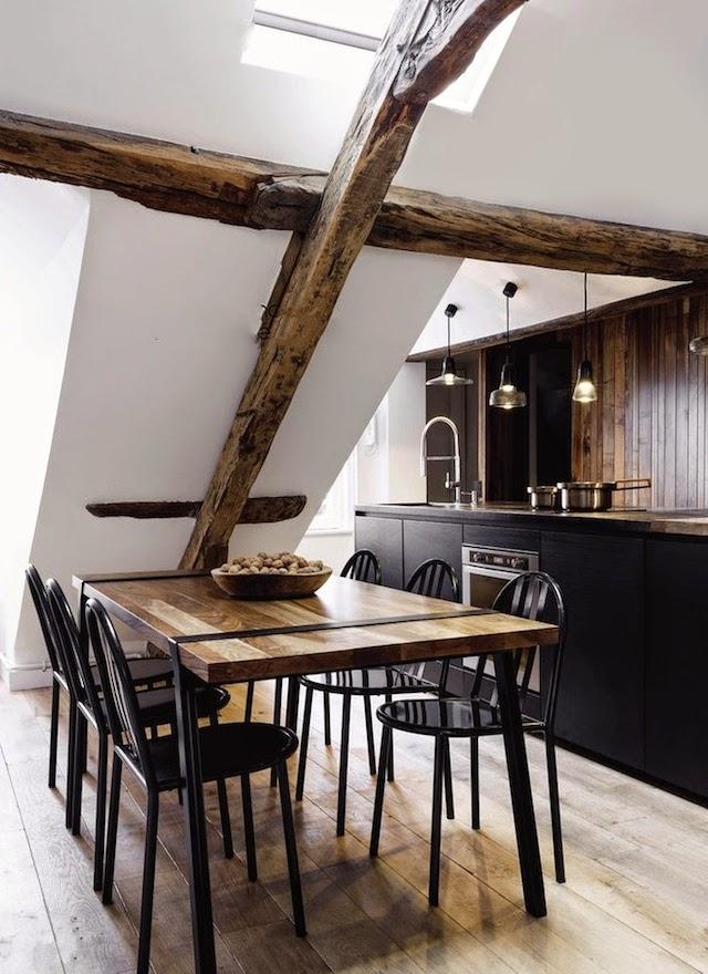 Open keuken in een klein appartement  HOMEASE