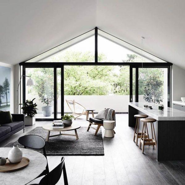 Moderne Keuken Oud Huis: Moderne keuken in herenhuis klassieke ...