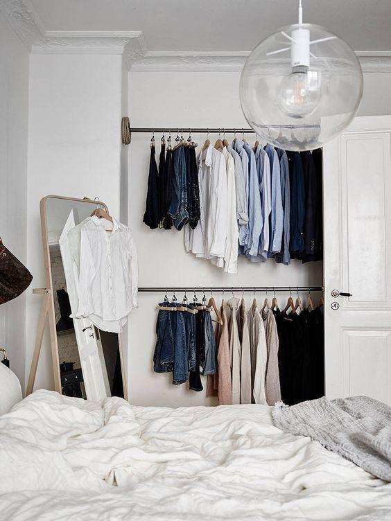 open kledingkasten homease. Black Bedroom Furniture Sets. Home Design Ideas
