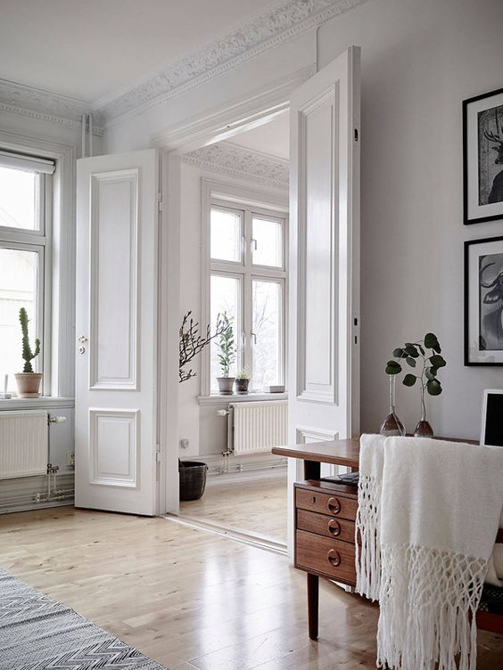 Bedwelming De mooiste dubbele deuren voor binnen | HOMEASE @JW44
