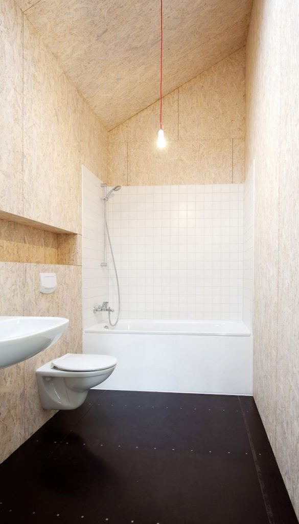 OSB in interieur | HOMEASE