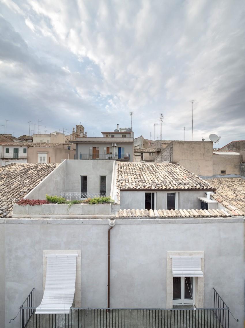 Oud en nieuw in gerenoveerde italiaanse woning homease - Nieuw huis ...