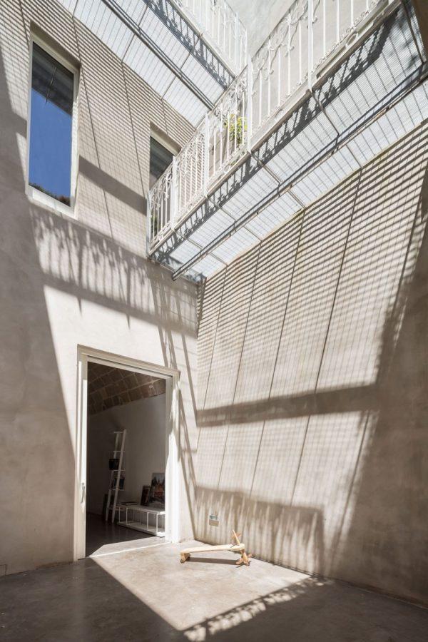 Oud en nieuw in gerenoveerde Italiaanse woning