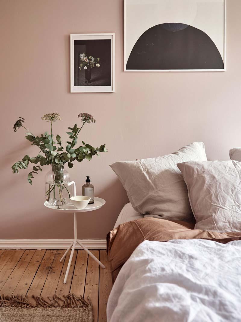 oud roze muur flexa oud roze