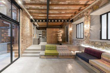 Van oude timmerwerkplaats tot stoere loft woning