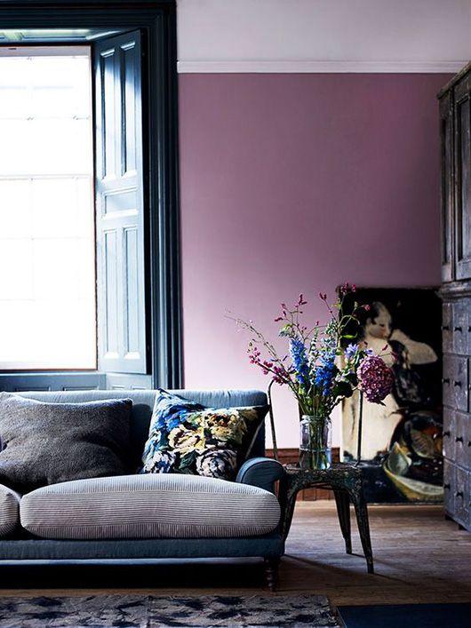 paarse-muur-woonkamer
