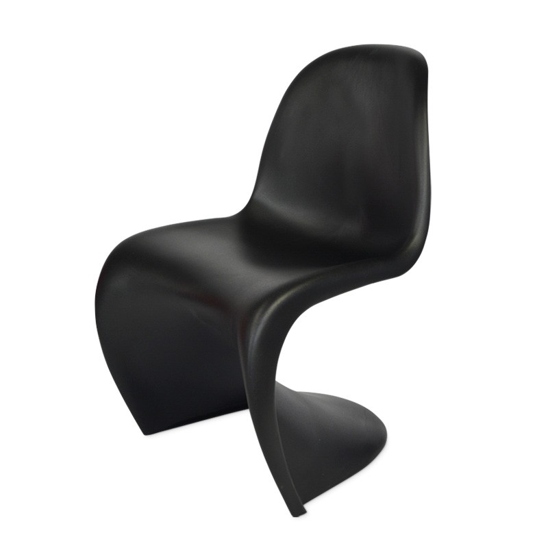 Zwarte Panton Chair