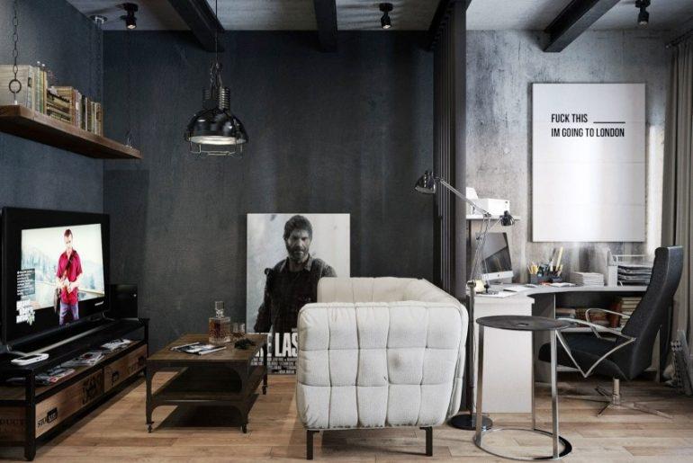 Perfecte appartement voor de gamer