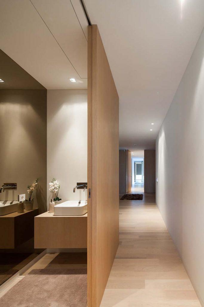 plafond verlagen inbouwspots badkamer