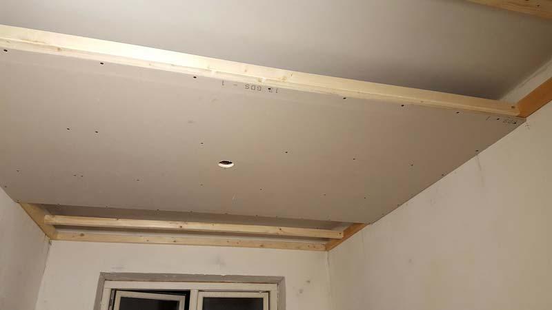 plafond verlagen inbouwspots plafondplaten