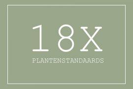 Plantenstandaards