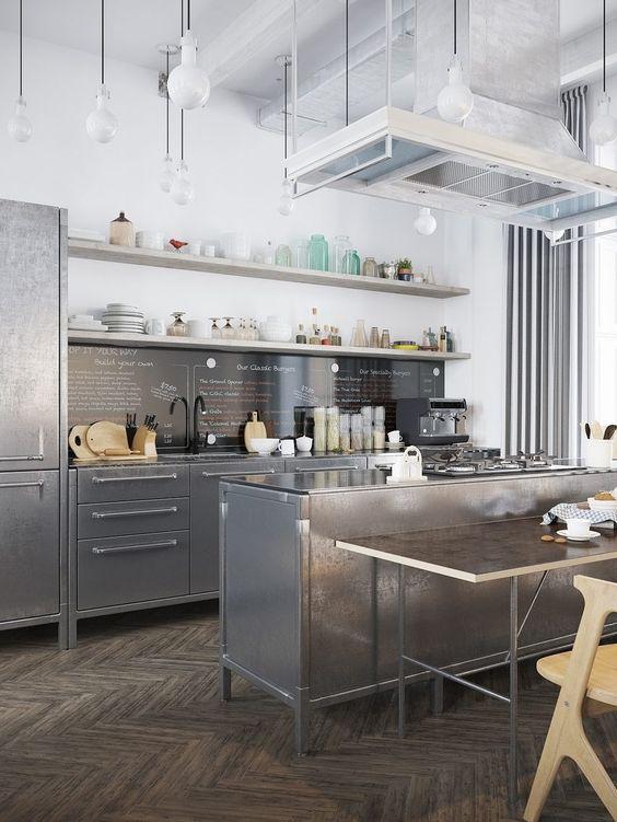 roestvrijstalen-keuken