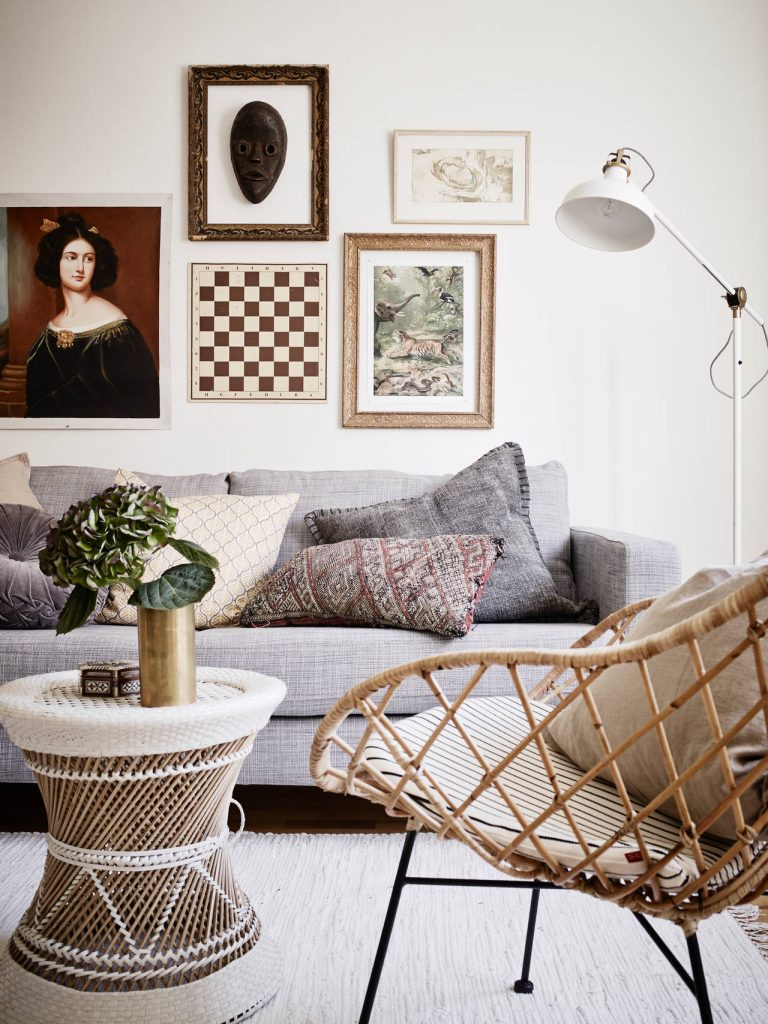 Rotan meubelen