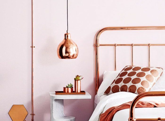 Roze interieur inspiratie | HOMEASE
