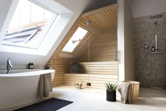 Sauna In Huis : Sauna in huis inspiratie homease