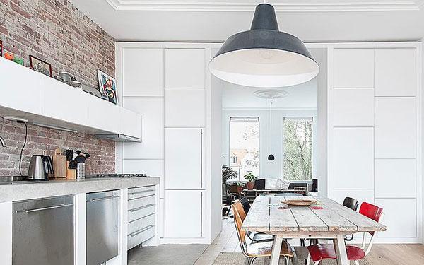 Scandinavische woonkamer in Den Haag | HOMEASE
