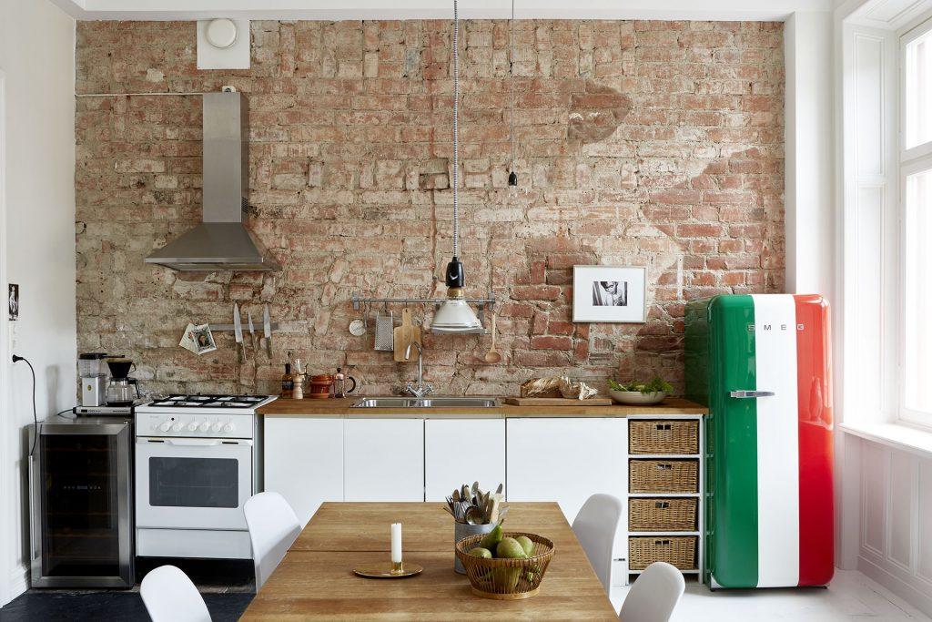 Scandinavisch appartement met de mooiste vintage vondsten