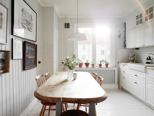 Scandinavische Keuken Interieur : Modern Scandinavian Country