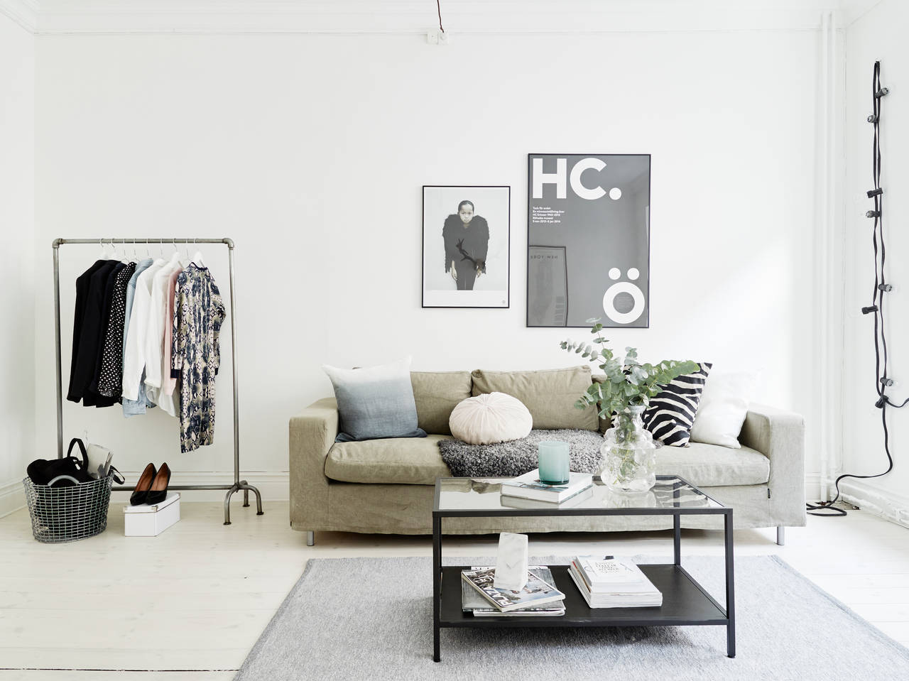 Styling tips woonkamer: scandinavische woonkamer styling homease.