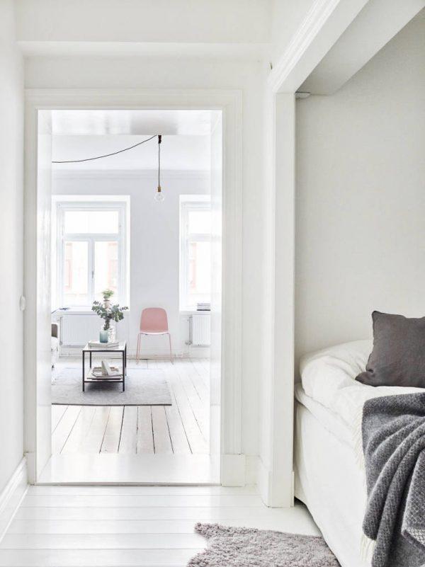 Scandinavische woonkamer styling
