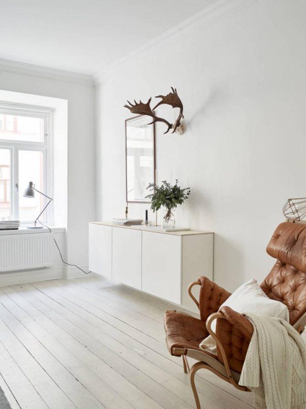 scandinavische woonkamer styling homease